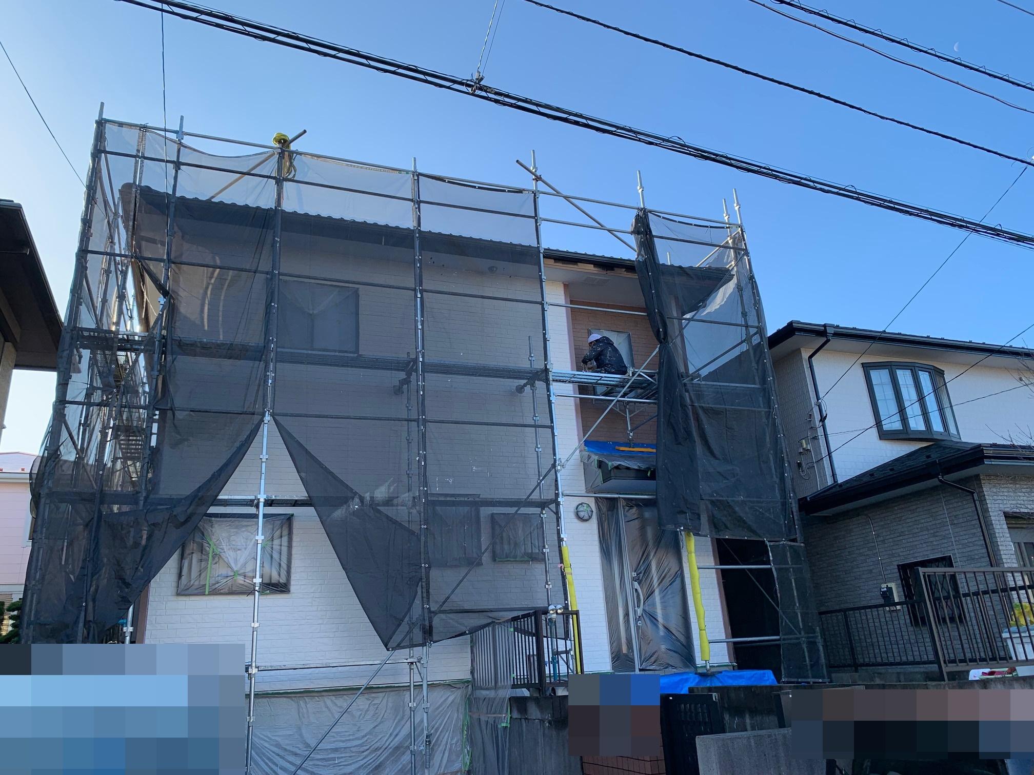 市川市外壁塗装